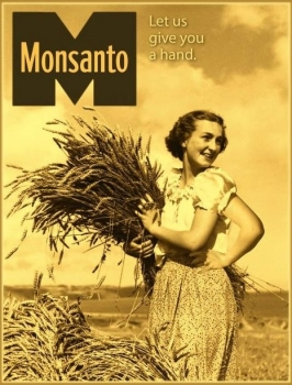 Monsanto--Frankenstein food