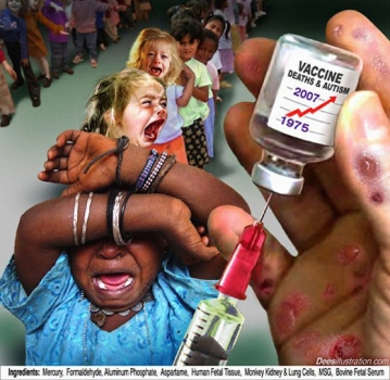 Say no to vaccination!