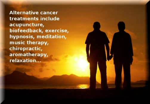 Alternative cancer treatments
