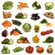 Cancer detox / cleanse fruits and vegetables