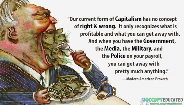 the definition of capitalism greed essay Essays on capitalism chapin july 14, 2017 how it differs from socialism and an ideology based on the definition of laissez-faire legally it is a capitalist economy.