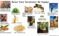 Foods rich in serotonin that make you happy