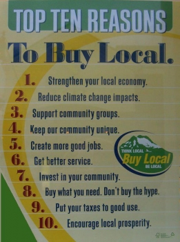 Buy local: Reasons to buy your food locally