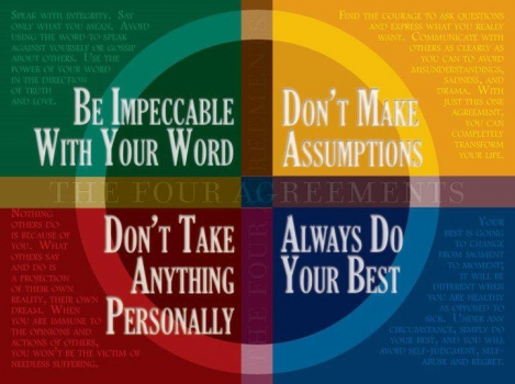 Four rules of Life