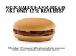 Hamburgers cause cancer?