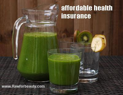 Natural, affordable health insurance