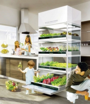Kitchen Of The Future ...
