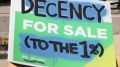Decency for sell to the 1%