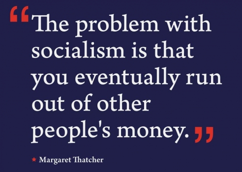 Socialism doesn't work