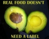 Real food doesn't need labels