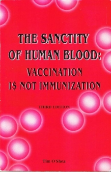Vaccination is not immunization